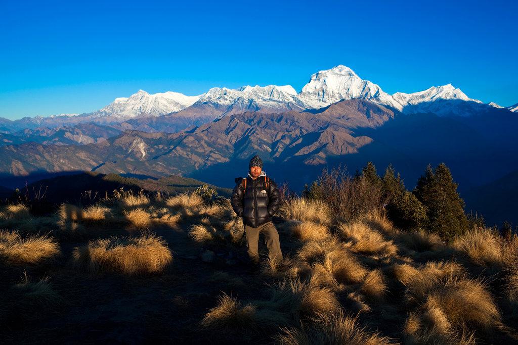 Spring in Nepal