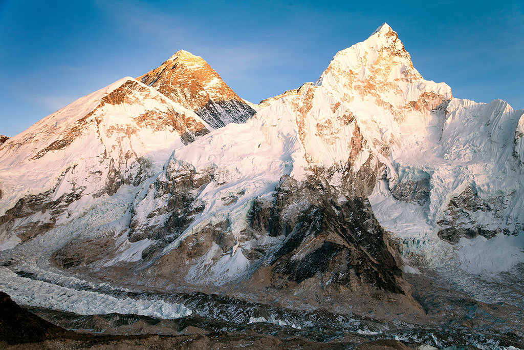 View from Kala Patthar, Everest region