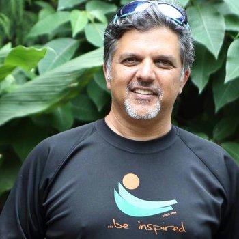 Travel operator Raj Gyawali